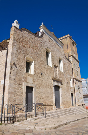 Mother Church of Torremaggiore in Puglia, Italy. photo