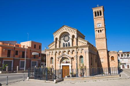 Church of Madonna della Fontana in Torremaggiore, Puglia, Italy. photo