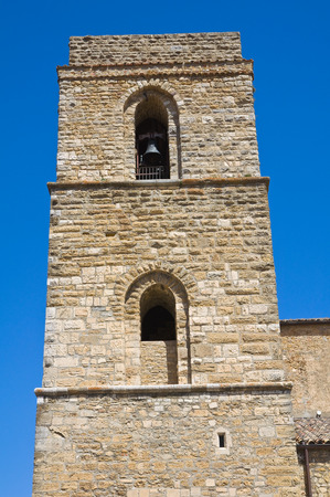 rooftile: Cathedral of Acerenza. Basilicata. Italy.