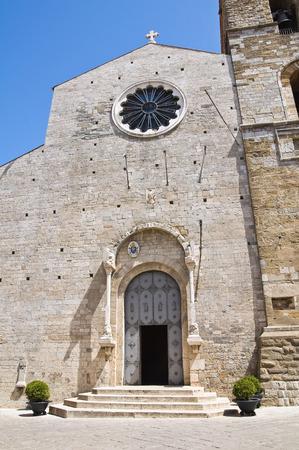 Cathedral of Acerenza. Basilicata. Italy. photo