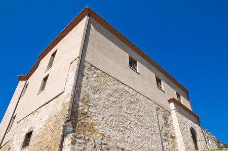 lucania: Rocca Duca di Poggiardo. Satriano di Lucania. Italy.