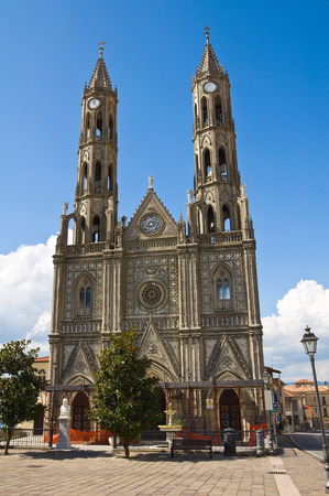 Church of St. Anna. Montesano sulla Marcellana. Campania. Italy. photo