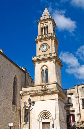 clocktower: Clocktower. Altamura. Puglia. Italy.