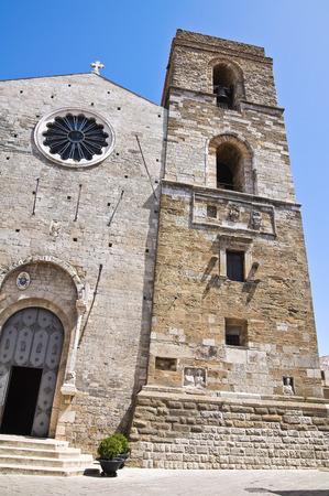 potenza: Cathedral of Acerenza. Basilicata. Italy.