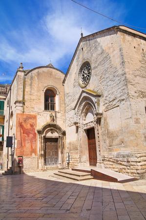 Church of St. Nicol� dei Greci. Altamura. Puglia. Italy. photo