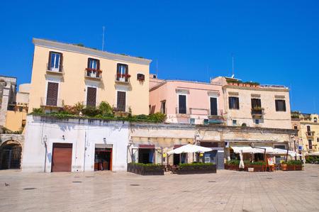 bari: Alleyway. Bari. Puglia. Italy. Editorial