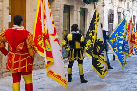 historische: Historische parade.