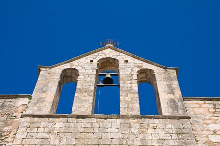 dei: Church of St. Vito dei Greci. Martina Franca. Puglia. Italy.