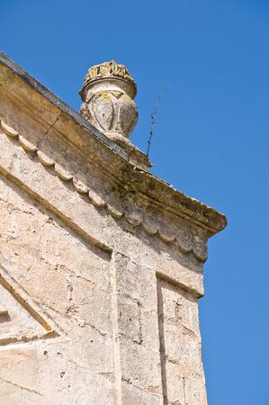 lucania: St. Maria della Virt� Nuova Church. Matera. Basilicata. Italy.