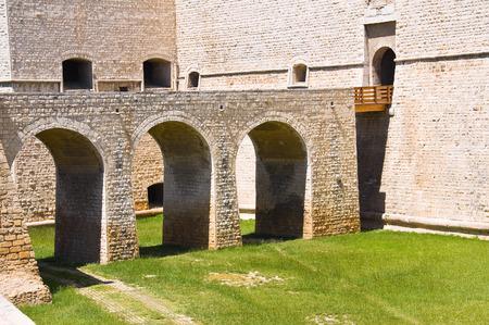puglia: Castle of Barletta. Puglia. Italy. Stock Photo