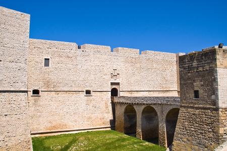 urbanistic: Castle of Barletta. Puglia. Italy. Stock Photo