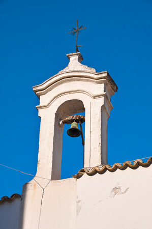 rooftile: Historical church. Rutigliano. Puglia. Italy.