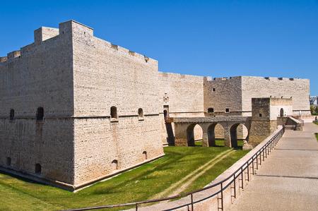 urbanistic: Castle of Barletta. Puglia. Italy. Editorial