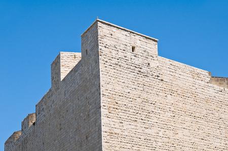 puglia: Castle of Barletta. Puglia. Italy. Editorial