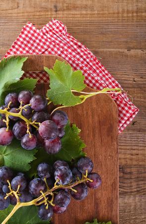 vitaminic: Grapes.