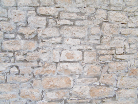 quicklime: Brickwall background. Stock Photo
