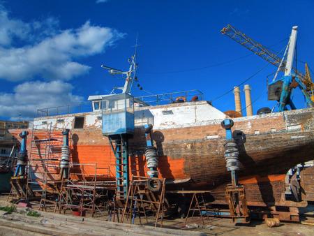monopolies: Shipyard.