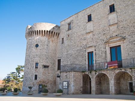 resides: Castle of Conversano. Puglia. Italy.