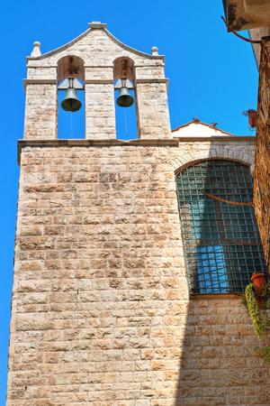 carmine: Church of Carmine. Giovinazzo. Puglia. Italy. Editorial