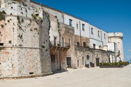 Castle of Conversano. Puglia. Italy.