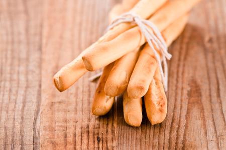 Breadsticks.