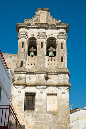 Historical church. Castellaneta. Puglia. Italy.