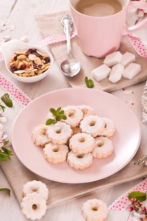 Canestrelli biscuits. Archivio Fotografico