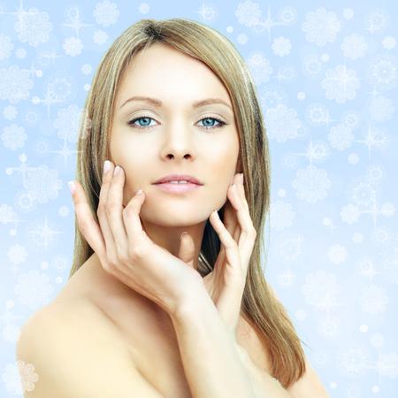 winter woman: Winter beauty - fashion woman