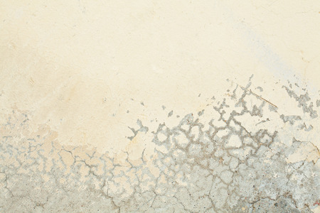 Old gray textures wall background with cracks. Perfect background with space.