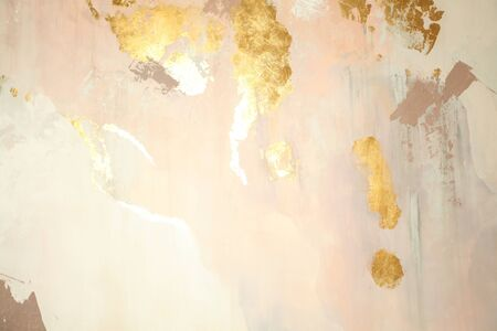 Decorative stucco texture. Pastel color plaster wall background