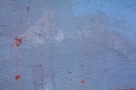 Old blue textures wall background. Perfect background with space. 版權商用圖片