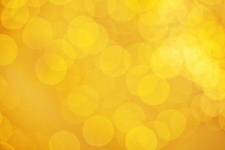 Luxurious golden bokeh background glitter