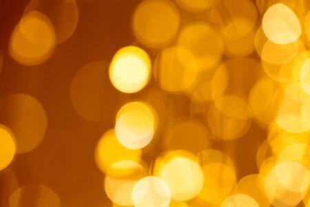 Beautiful bokeh light. Abstract glitter sparkle background