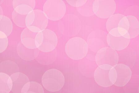 Defocused pastel pink wallpaper bokeh background 版權商用圖片