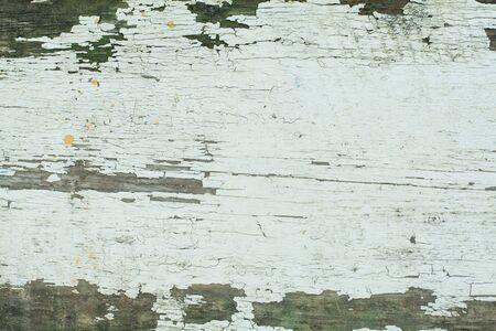 Rustic Old white wooden background. wood planks. 版權商用圖片