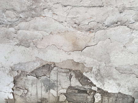 Abstract white and gray grunge cement stucco background create from plaster cement material