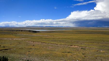 Hoh Xil grassland