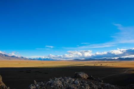 Vast scenery landscape view