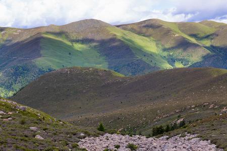 Qinghai-Tibet Plateau Banco de Imagens
