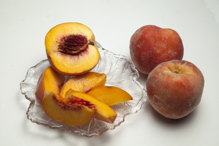 ripe: Ripe Peaches