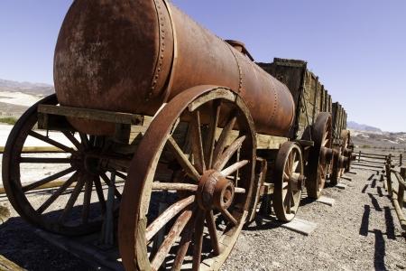 borax: Borax Wagon