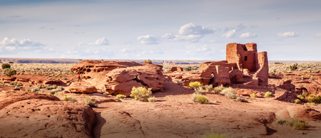 Wupatki National Monument in Arizona.