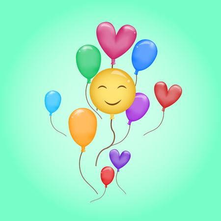 balloon vector: Balloon vector