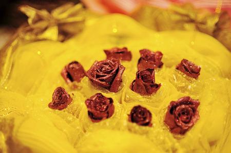 enchantress: Valentine  's Day flowers Stock Photo