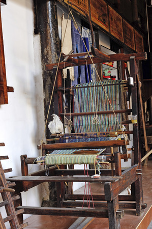 household goods: Rural household goods in the exhibition