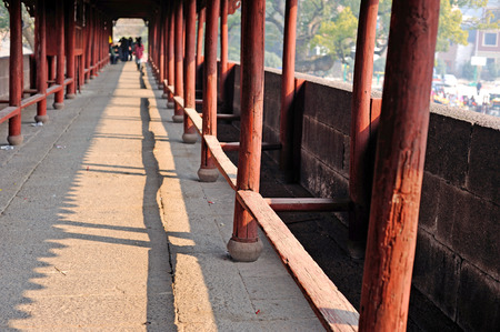 flagstone: Tung Chau flagstone deck