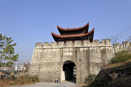 generals: Scenery in Yiwu Qijiajun Memorial Hall