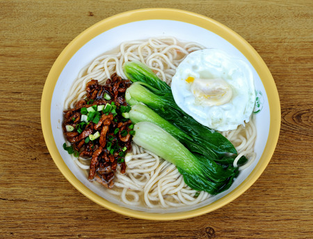 features: Features noodles Stock Photo
