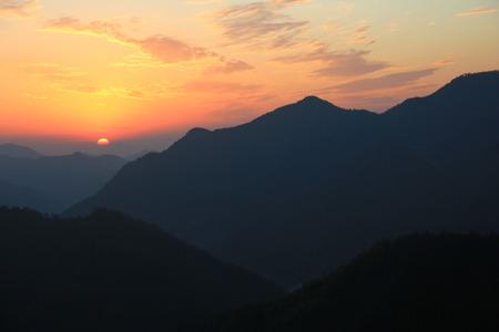 destined: Sunrise Stock Photo