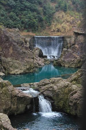 quake: mountain stream